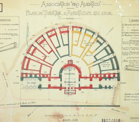 16_Avenches_theatre_plan_1906